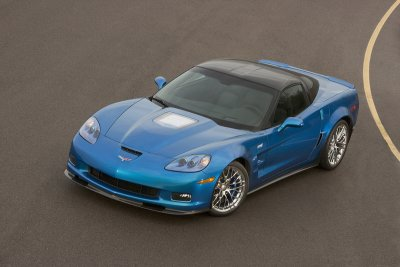 2009 Corvette ZR1 Supercar